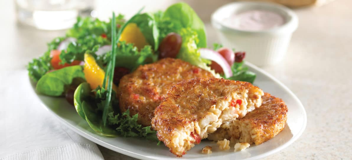 minced pollock and snow crab meat blend how to cook