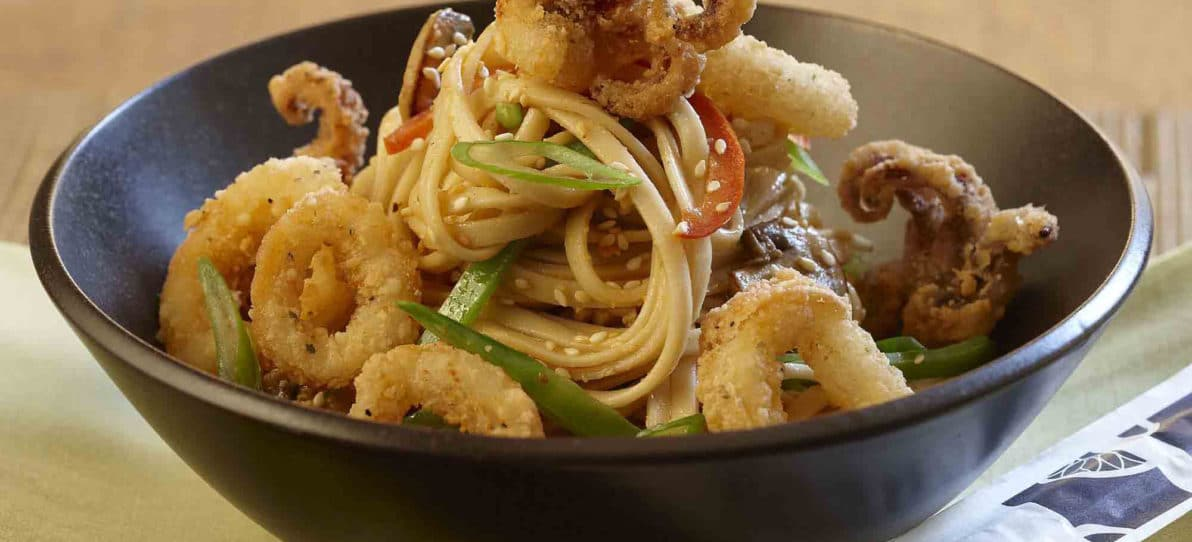how to cook calamari tentacles