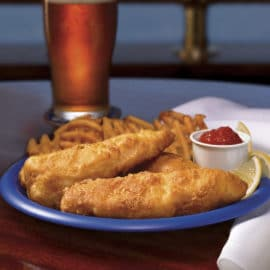 Mrs. Friday's Beer Battered Cod Fillets