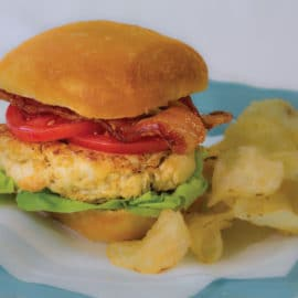 Eastern Shore Crab Sensations™ BLT