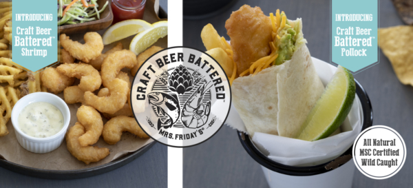 Quality Battered & Breaded Seafood for Away from Home | King
